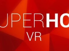 SUPERHOTVR Steam Header