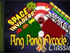 Ping pong arcade classics greenlit