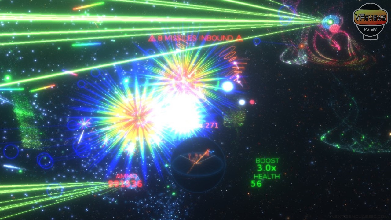 Polynomial VR in-game screenshot